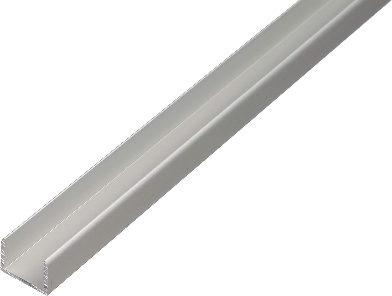 Ranking TOP13 GAH-Alberts 030623 U Profile Self-Locking 30 aluminium anodized OFFicial shop