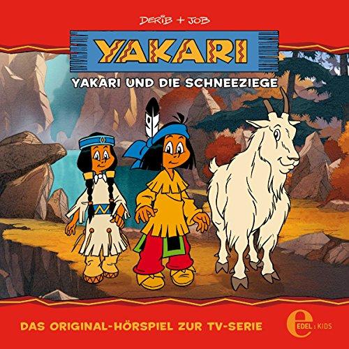 Yakari und die Schneeziege. Das Original-Hörspiel zur TV-Serie Titelbild