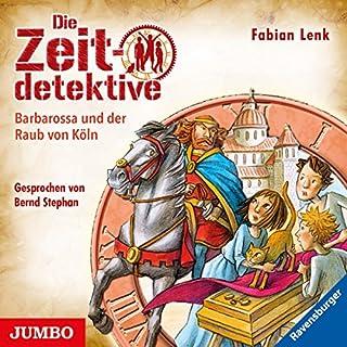 Barbarossa und der Raub von Köln Titelbild