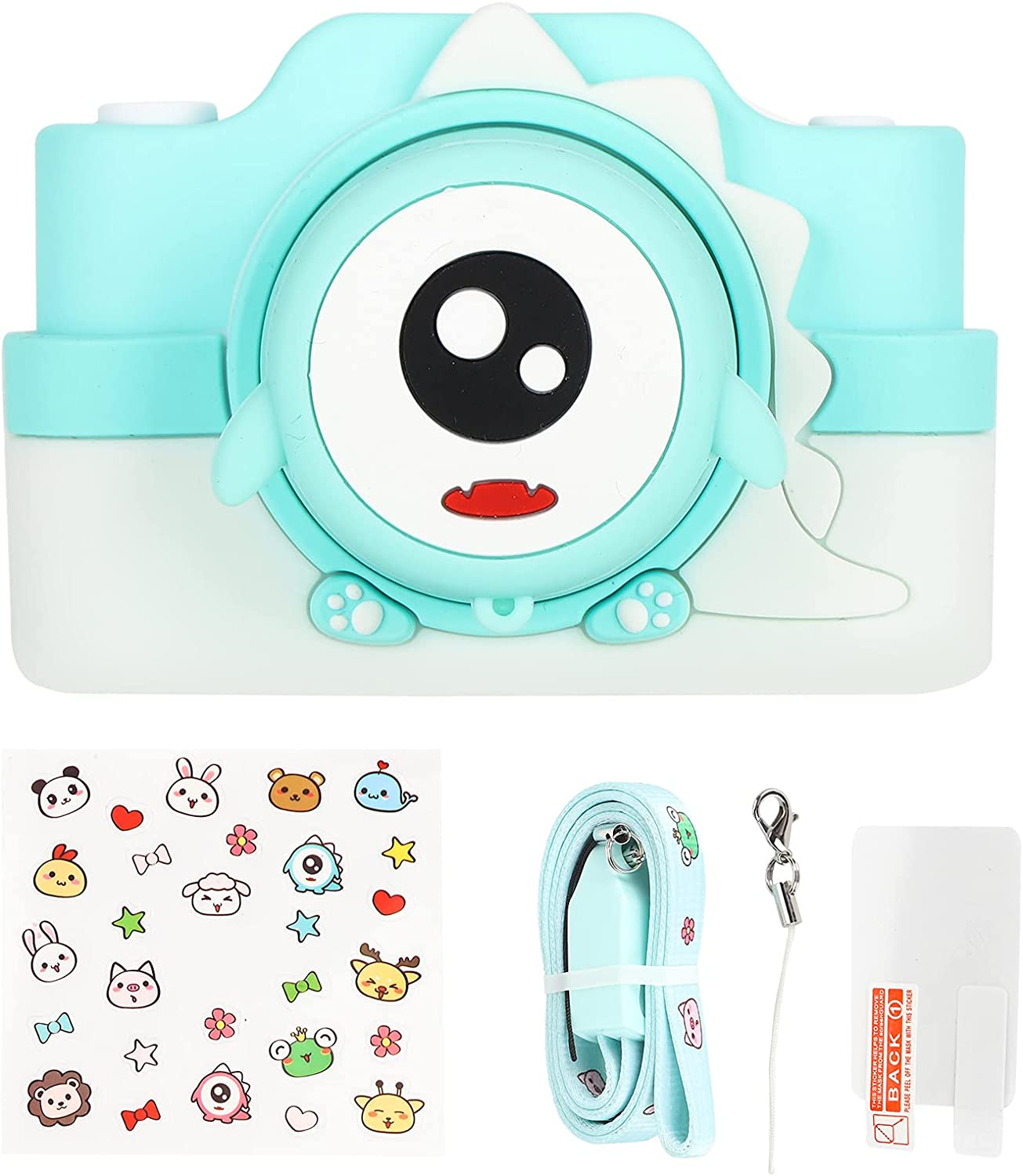 GLOGLOW Kids Camera Al sold out. 2400W Dual Bargain High‑Definition IPS S 2inch