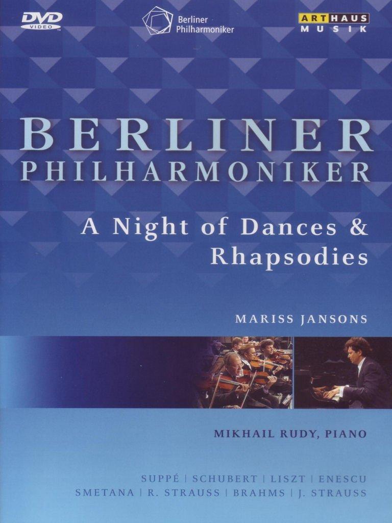 Challenge the lowest price of Japan Various: Berlin 2021 model Philharmonic Orchestra Dances Rhapsodies DVD