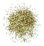 Glorex, Kosmetik Glitzer, Gold, 11.8 x 5.5 x 0.1 cm