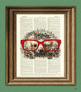 Best hedgehog book art Reviews