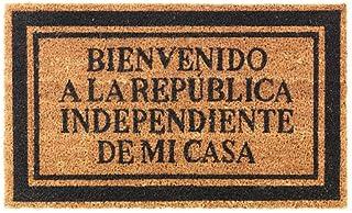 comprar comparacion Ikea Felpudo Bienvenidos a la Republica Independiente de mi casa