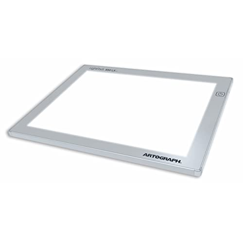 Diligent A4 Led Art Stencil Board Light Pad Tracing Drawing Table Board For Kids Artists With Cable Office & School Supplies Painting Supplies