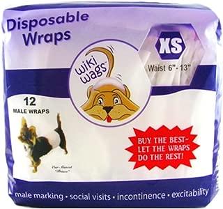 Wiki Wags Male Dog Wraps