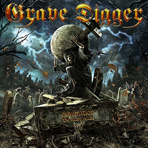 Grave Digger: Exhumation - The Early Years (Audio CD (Limited Edition))