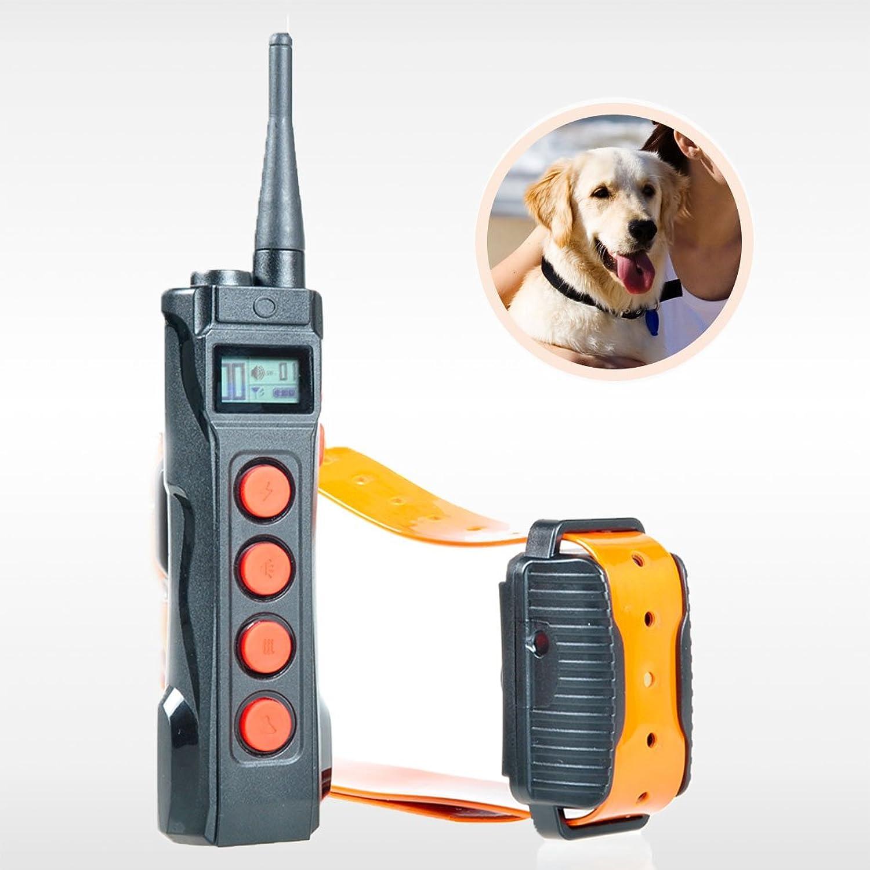 Aetertek Top 919C1 Remote Dog Training Collar Pet Shock Control for Stuborn or Serie Dogs Beep /Vibration /Shock ECollar Designed for Professional Hunter, Dog Trainer 1000M Range