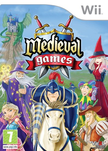 Medieval Games (Wii) [Importación inglesa]