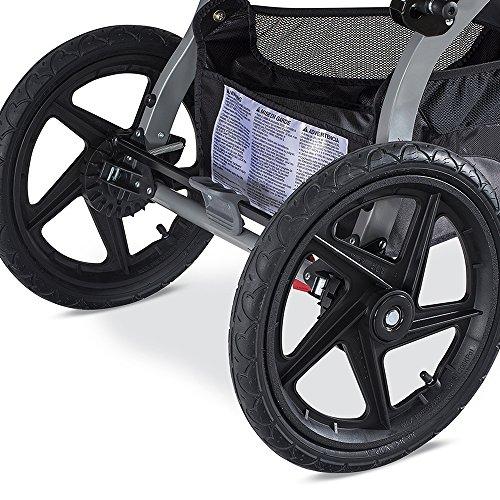 BOB Revolution PRO Jogging Stroller - Up to 75 Pounds - UPF 50+...