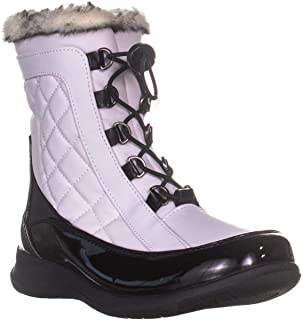 Sporto Womens Jenny Closed Toe Ankle Cold Weather Boots US