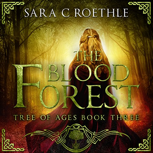 The Blood Forest audiobook cover art