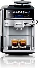 Siemens Eq.6 Plus S300 Volautomatische Espressomachine Te653501De, Opslag Profielen, Stoomreiniging, Dubbele Mokken, 1500 ...
