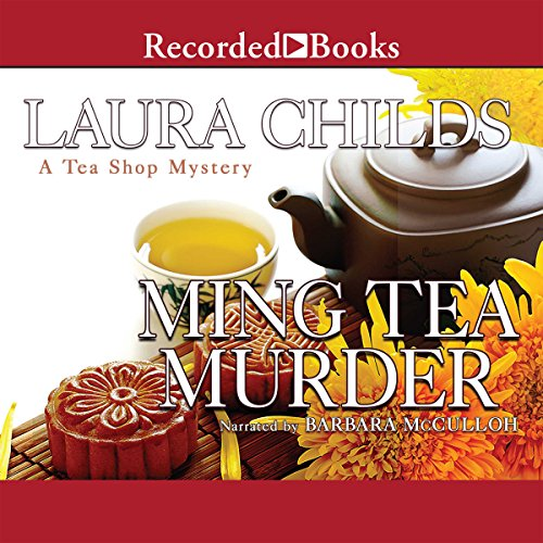Ming Tea Murder audiobook cover art