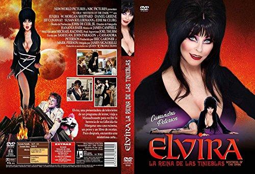 Elvira, la reina de las tinieblas [DVD]