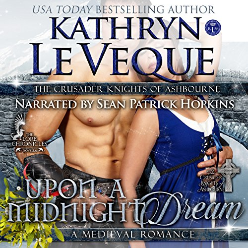 Upon a Midnight Dream audiobook cover art