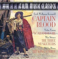 Captain Blood & Other Swashbucklers: Film Music Cl by VARIOUS ARTISTS (2005-02-22)