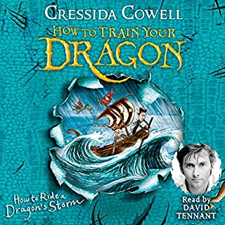 How to Ride a Dragon's Storm cover art