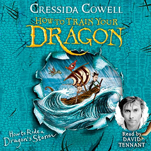 How to Ride a Dragon's Storm     How to Train Your Dragon, Book 7              By:                                                                                                                                 Cressida Cowell                               Narrated by:                                                                                                                                 David Tennant                      Length: 3 hrs and 46 mins     40 ratings     Overall 4.9