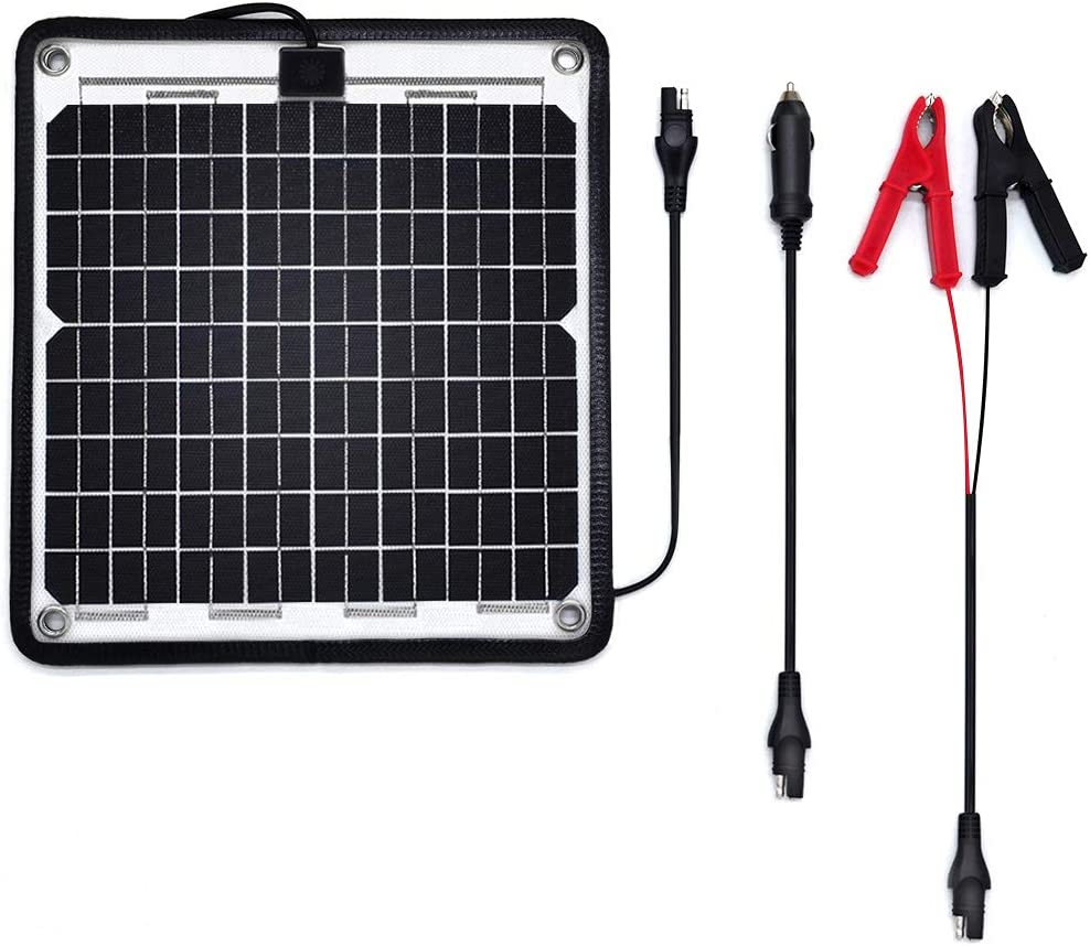 ACOPOWER 10W 24V 0.28Amp Charger Rapid rise Solar fo Trickle Rare