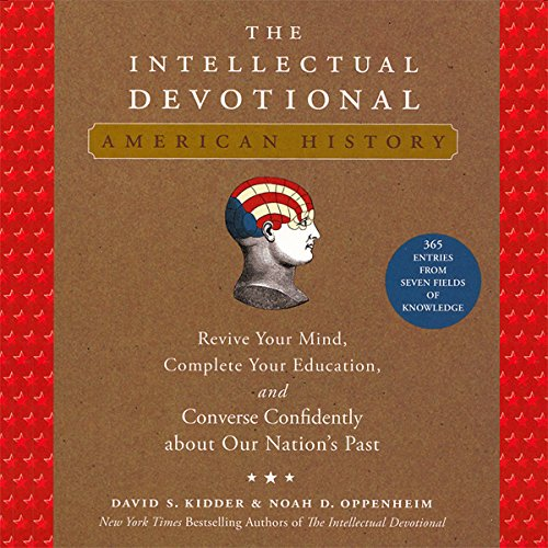 The Intellectual Devotional: American History audiobook cover art