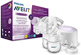 Philips Avent Extractor de Leche Eléctrico Doble, 4 Oz