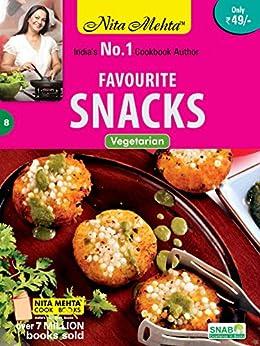 Favourite SNACKS: Vegetarian by [Nita Mehta]