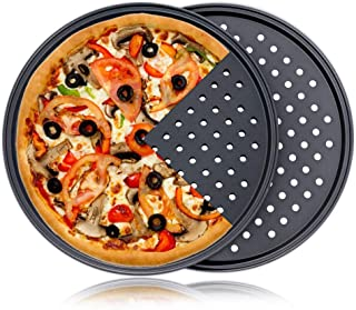 Best 12 perforated pizza pan Reviews