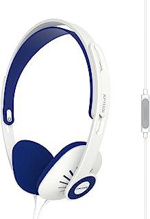 Ausinės Koss Headphones KPH30iW Headband/On Ear, 3.5mm (1/8 inch), Microphone, Baltas,