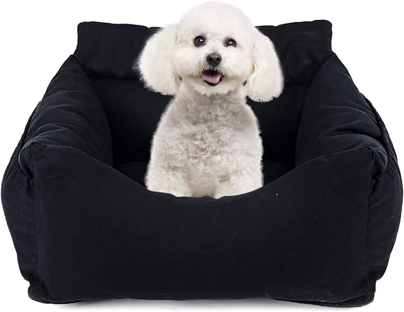 NIBESSER Dog Car Seats Max 56% OFF for Bed Booster Max 59% OFF Small Dogs