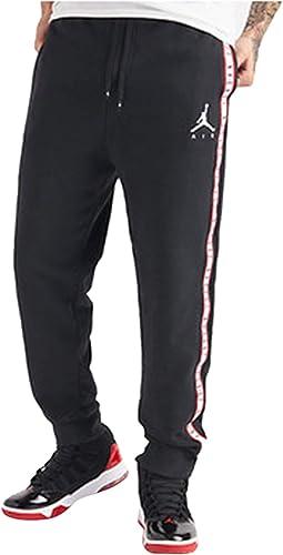 Nike Jumphomme Air HBR Pant Pantalon, Homme, gris (voiturebon Heather noir)
