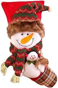 Medias De Navidad, Ornamento Colgante Del árbol De La Media De Navidad De Navidad , Decoraciones Colgantes De Temporada Festiva, Suministros Colgantes, Regalo De Decoración De Fiesta De Ventana