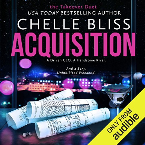 Acquisition                   By:                                                                                                                                 Chelle Bliss                               Narrated by:                                                                                                                                 Brian Pallino,                                                                                        Natasha Soudek                      Length: 6 hrs and 4 mins     123 ratings     Overall 4.1