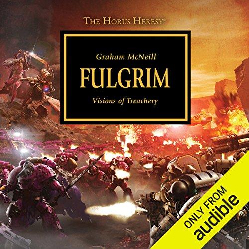 Fulgrim audiobook cover art