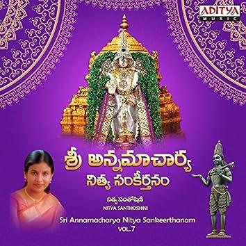 Sri Annamacharya Nitya Sankeerthanam, Vol. 7