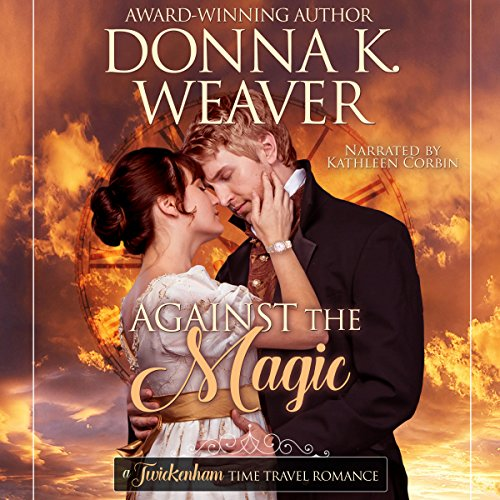 Against the Magic audiobook cover art