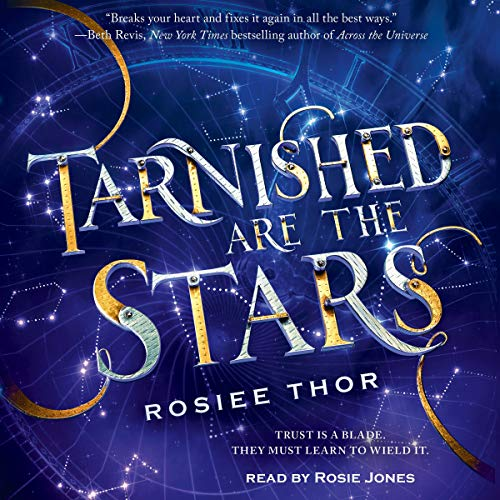 Tarnished Are the Stars cover art