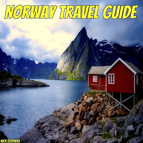 Norway Travel Guide audiobook cover art