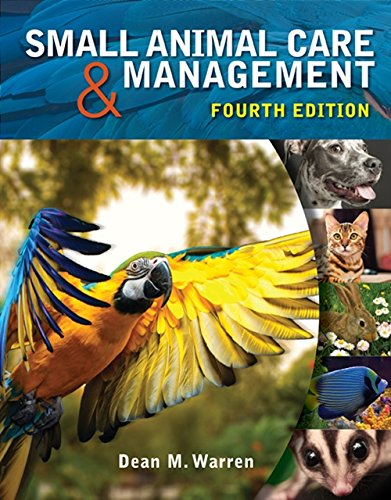 Small Animal Care and Management