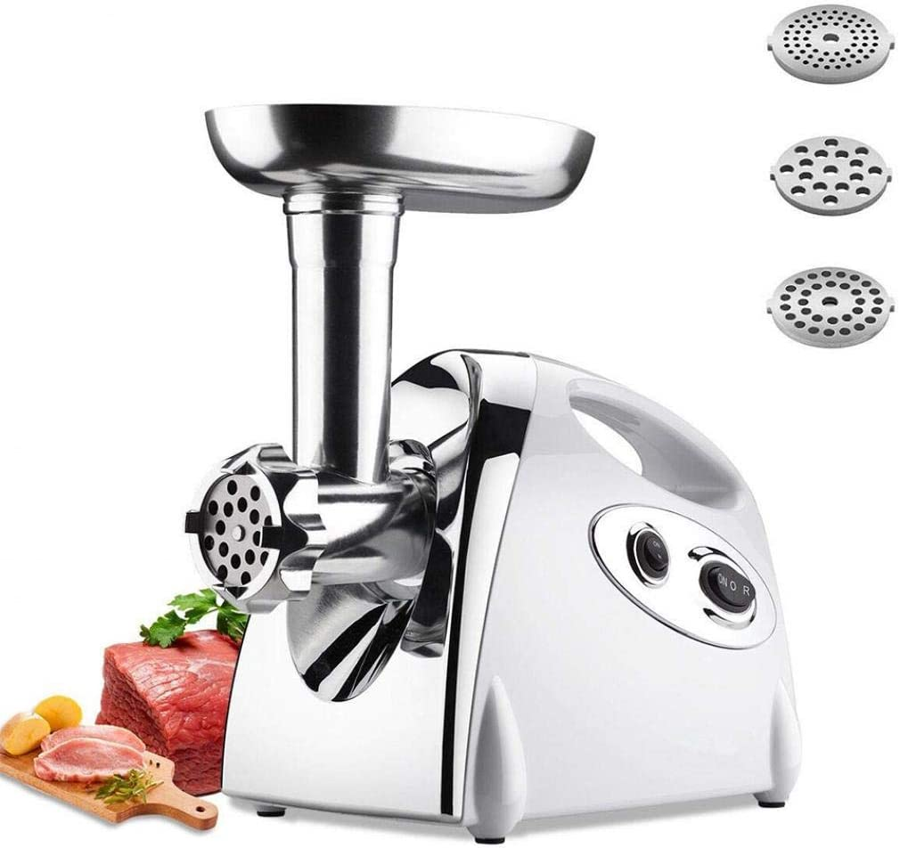 Gelory outlet 3-in-1Electric Meat Grinder Household Steel Maker Sausage New sales
