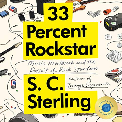 33 Percent Rockstar cover art