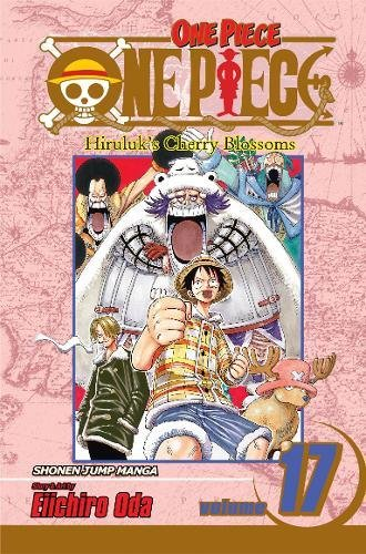 One Piece - Volume 17: Hiruluk's Cherry Blossoms v. 17 [Idioma Inglés]