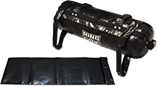 Ring to Cage Sand Bag Trainer Shell with Filler, Without Filler or Filler only