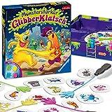 Ravensburger Kinderspiele 21353 - Monsterstarker Glibber-Klatsch 21353 - Spiel für Kinder ab 5...