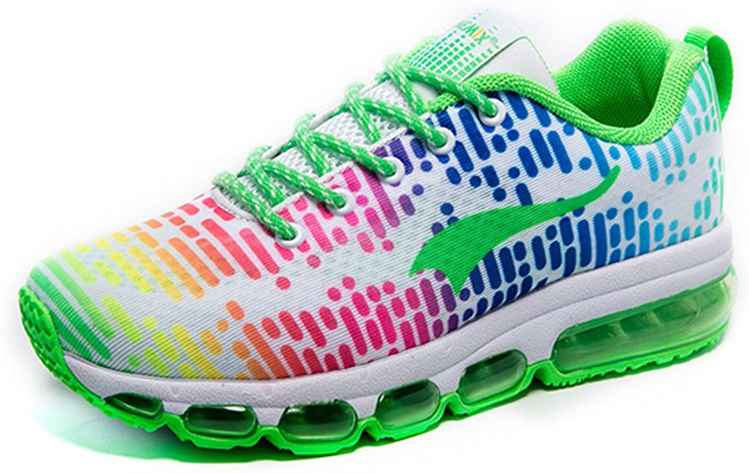 Cool Air Cushion Sports Running Sneakers shoes for Men and Women
