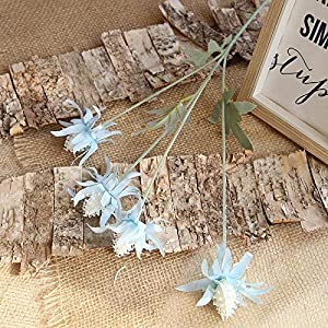 Artificial and Dried Flower Artificial 4 Head Frangipani Cute Small Silk Flower Wedding Bouquet Decoration Party Supplies Artificial Flowers Wall Plants