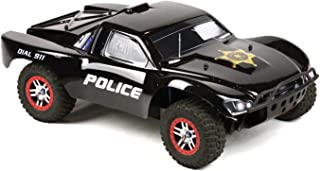 SummitLink Compatible Custom Body Police Style Replacement for 1/10 Scale RC Car or Truck (Truck not Included) SS-PO-01