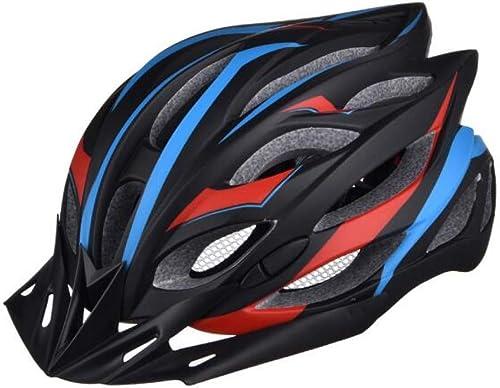 BTAWM Helmets Neuer Mountainbike-Helm 22 L er Integral geformte Outdoor-Reithelm Licht Radfüren EPS Sicherheit Cap Bike