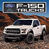 Ford F150 Trucks 2021 12 x 12 Inch Monthly Square Wall Calendar, Automotive Manufacturer F-Series