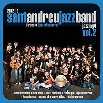 Jazzing 4 Vol. 2